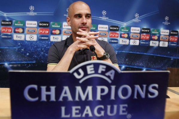 Pep Guardiola: My time at Camp Nou is coming to an end