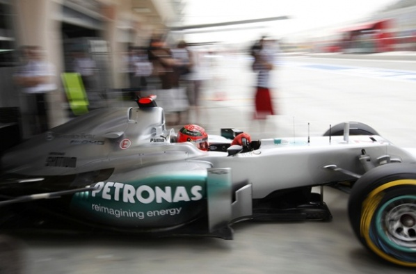 Mercedes may withdraw from Formula