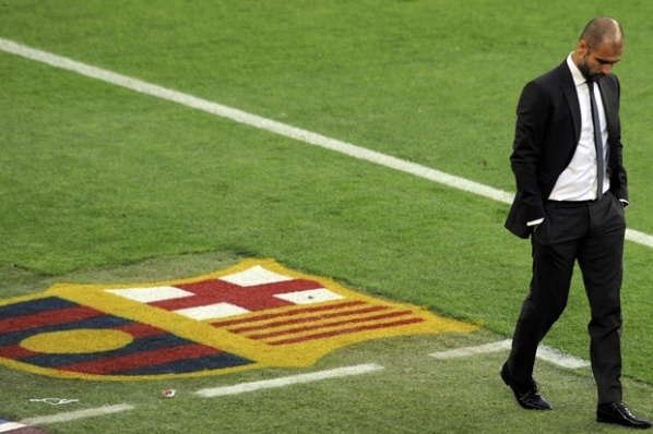 Guardiola to quit Barcelona