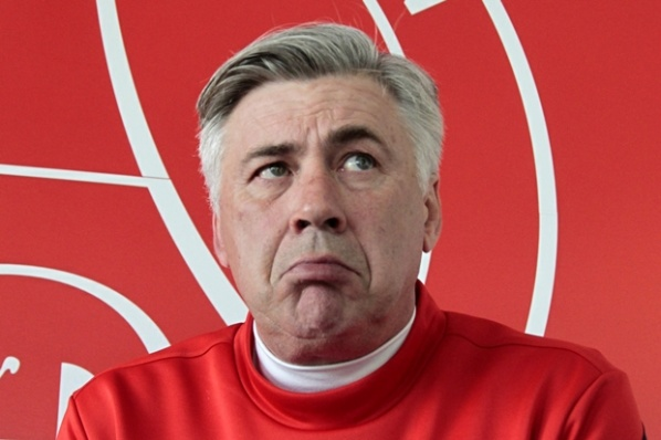 Ancelotti: I'll stay as long as possible in the PSG