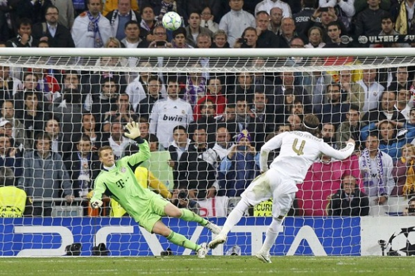 Noyer: I've never suggested that Ramos will perform the penalty in this way