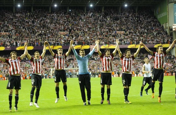 "Bilbao took the scalp of Sporting too, ""the Basque"" are in the final in Europa League"
