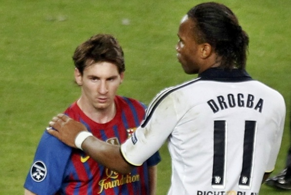The press in Catalonia sent ​​Drogba to Barcelona