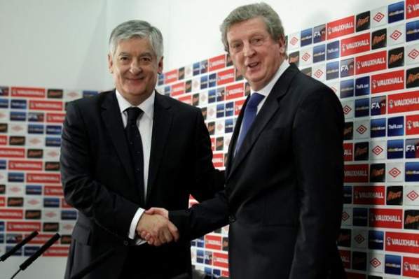 Roy Hodgson: I'm very proud, the goal is to win Euro 2012
