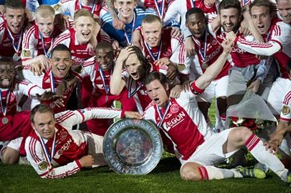 Official: Ajax is again champion of the Netherlands