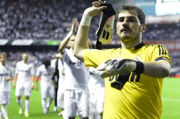 Casillas: We dominated from the beginning to the end