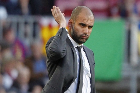 Guardiola: There are many things that we hid