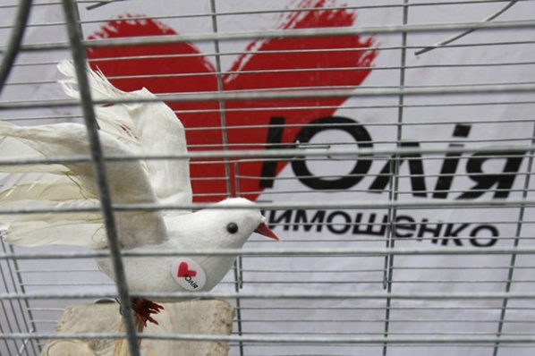 Euro 2012 Poland boycotted because of Timoshenko
