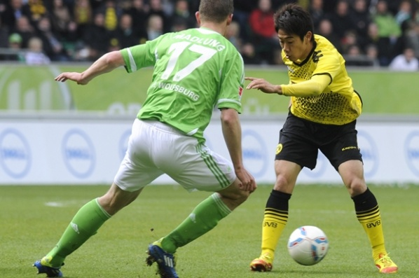 Kagawa decides on his future after Cup final in Germany