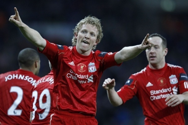 Kuyt: To score in the final is something special