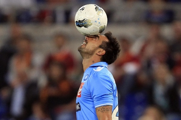 PSG: We are interested in Lavezzi