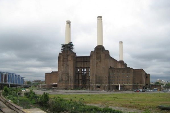 Chelsea is buying power station to build a new stadium there