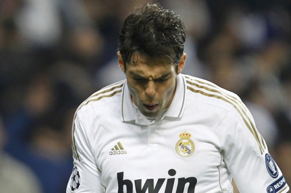 "Kaka doesn't want to leave from ""Santiago Bernabeu"""