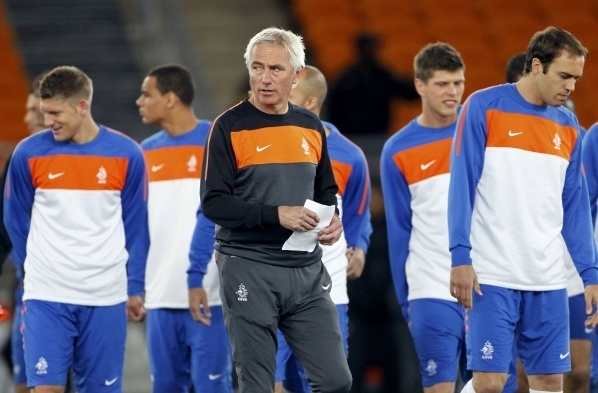 Van Marvayk called 36 players in the Dutch squad for Euro 2012