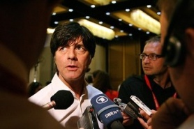 Joachim Loew: Spain is still the the favorite for Euro 2012