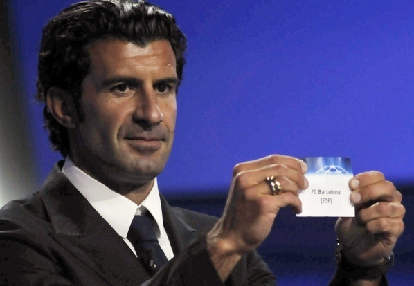 Mourinho wants Figo as sporting director at Real Madrid