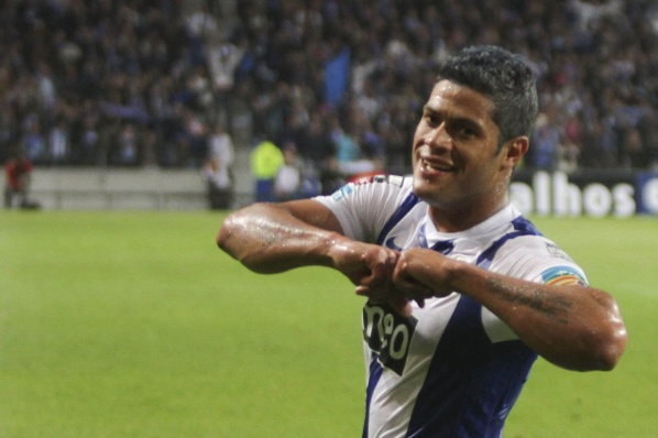 The deal between Chelsea and Hulk 90% ready