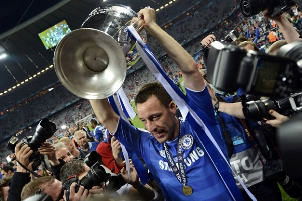 Terry punished for three matches from European tournaments, misses the match for the European Super Cup