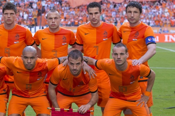 Snyder: And in Euro 2012 the final is Spain - Netherlands