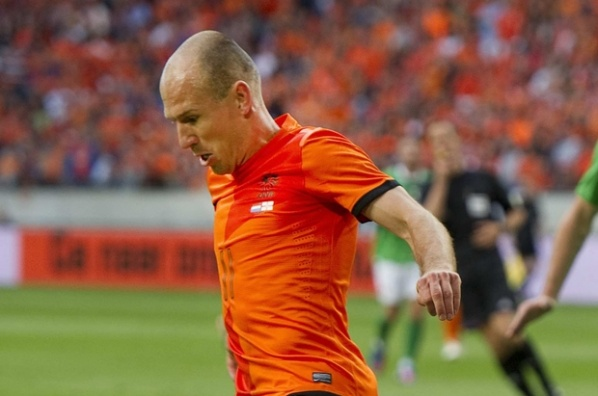 Robben: We are not so well prepared as 2 years ago