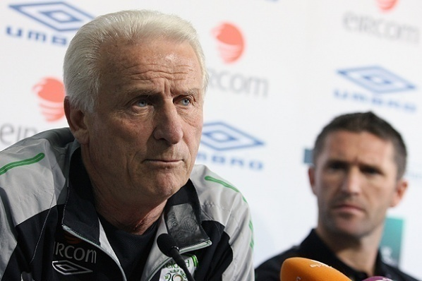 Giovanni Trapattoni may set a record in the European Football Championship
