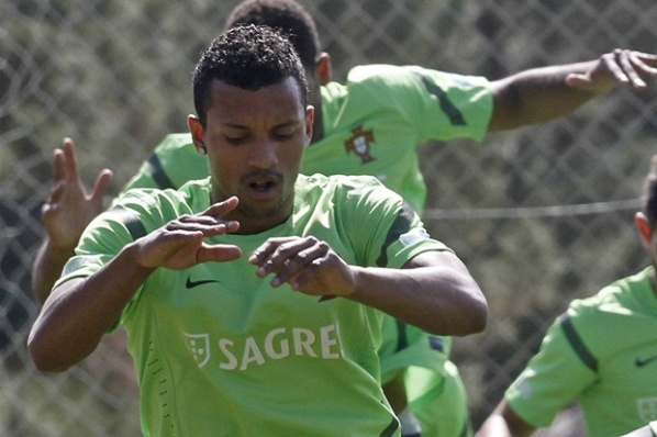 Nani hopes to be ready to play against Germany