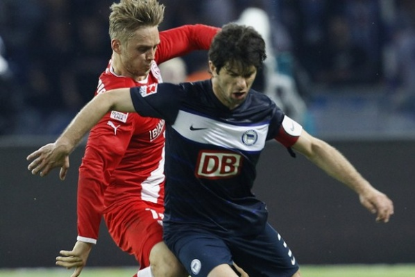Record penalty for the captain of Hertha, took seven months and a half
