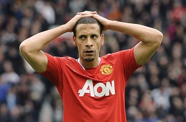 Ferdinand: Good luck to the boys, I'll watch them in some pub