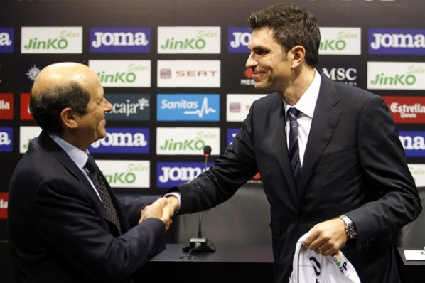 Valencia coach: We will compare with Real and Barcelona