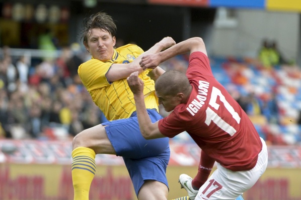 Sweden defeat and Serbia, goes to Ukraine after four straight wins