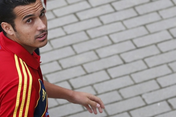 Pedro: I was afraid for my place in Euro 2012