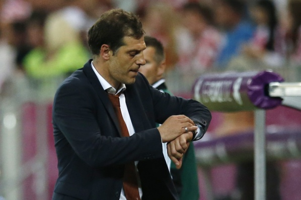 Slaven Bilic: The difference between winning and losing is small