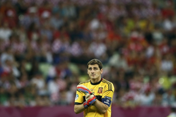 Casillas: The world already knows Spain