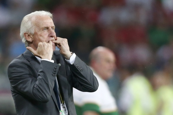 Trapattoni: After the first goal the game was over