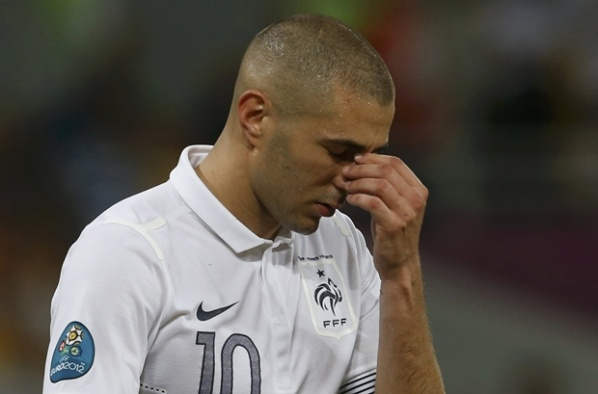 Benzema: The Swedes played very defensive, against Spain will be be easier