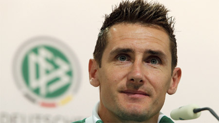Klose knows the weaknesses of the Italians