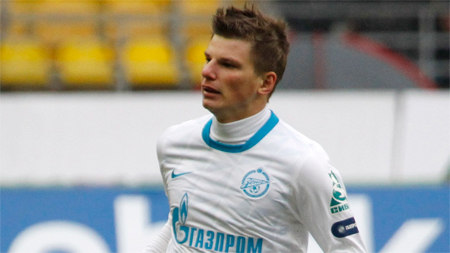 """Zenith"" is not trying to keep Arshavin"