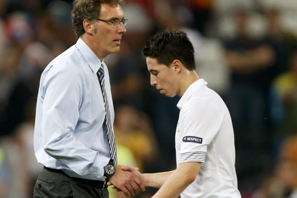 Nasri apologized for the problems between him and the journalists