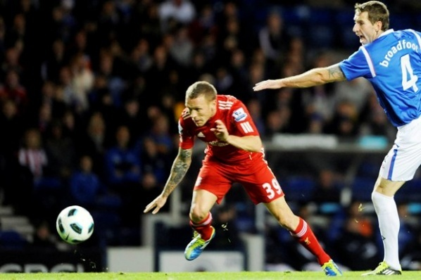 Cardiff wants to return Bellamy from Liverpool