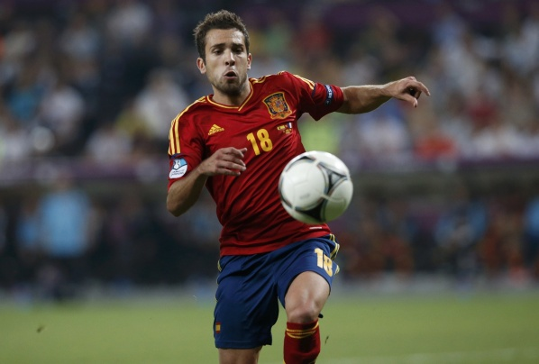 Barcelona agreed with Valencia for the transfer of Jordi Alba