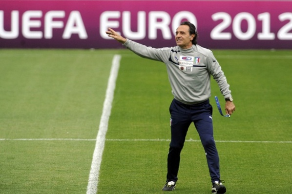 Prandelli: We have only one weapon - the game