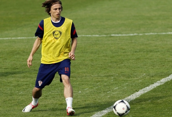 Chelsea did not give up on Modric