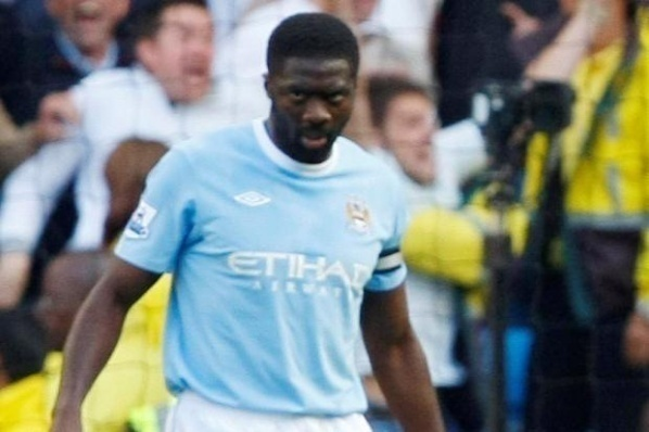 Man City are waiting for offers for Toure