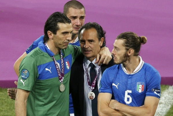 Buffon – We accepted the defeat against Spain with more serenity