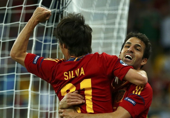 Fabregas has revealed the recipe for the success of Spain