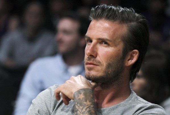 Stuart Pearce to Beckham: David, you're not so special