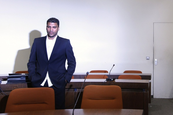 The sentence: Breno will be in prison nearly four years