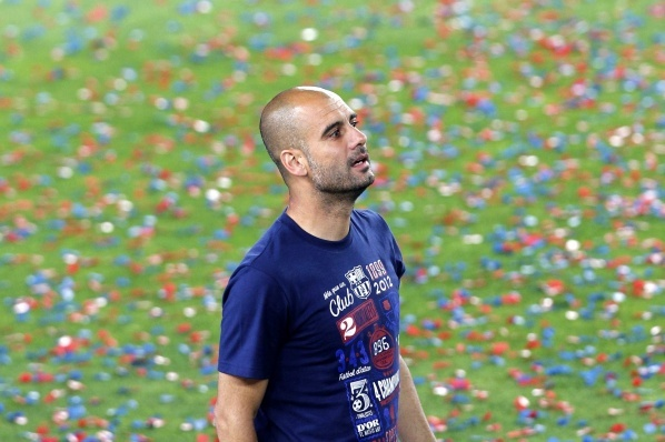 Guardiola is wanted for selectionist of Russia