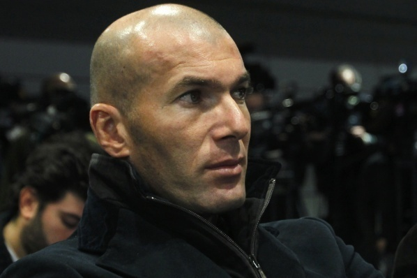 Zidane among the options for coach of France