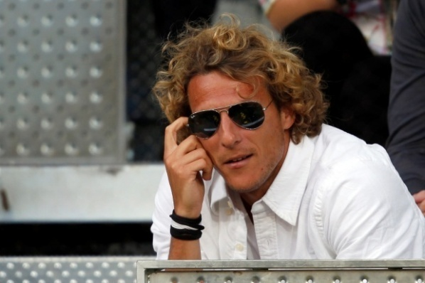 Forlan left Inter in the direction Internacional